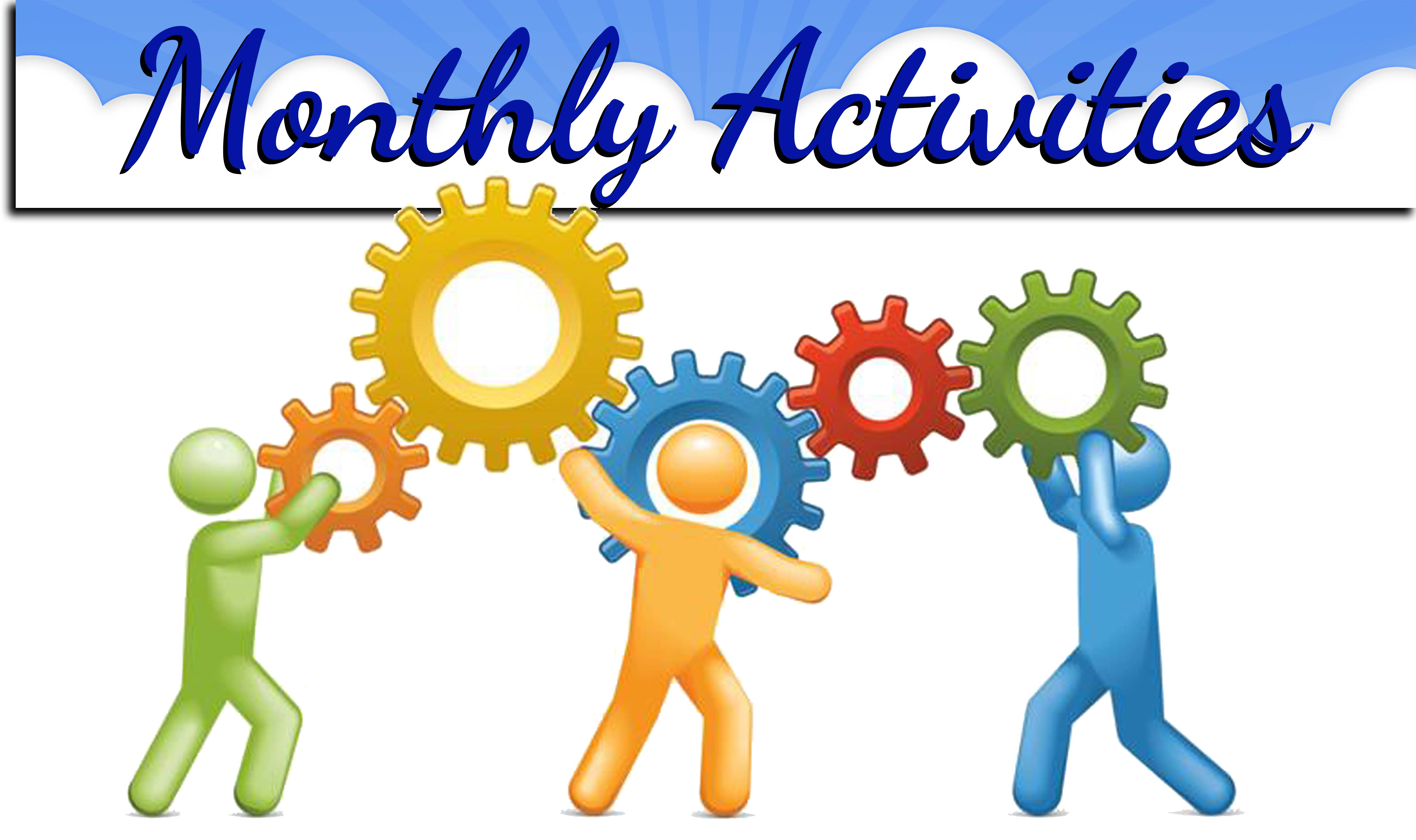 Calendar Monthly Activities : Monthly activities calendar richmond heights middle