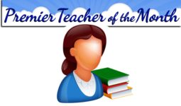 Premier Teacher of the Month